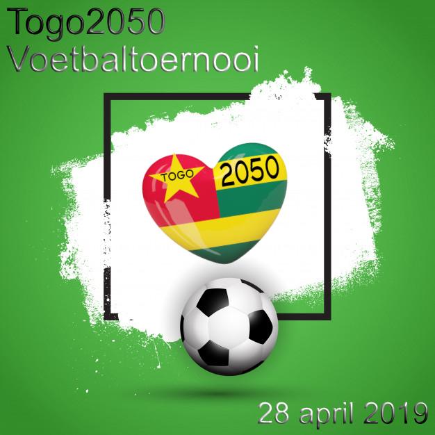 28 april • Voetbaltornooi Togo2050 @ De Kalvaar