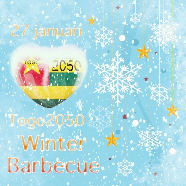 27 januari • Winter Barbecue Togo2050 @ De Kalvaar