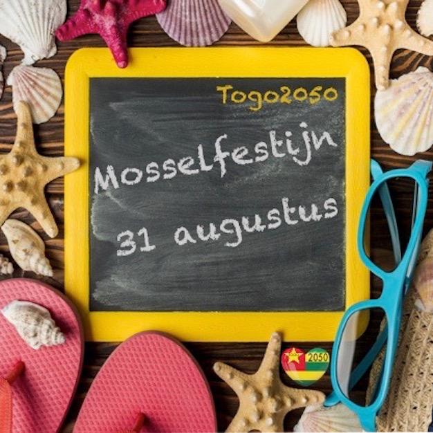 31 augustus • Mosselfestijn Togo2050 @ De Kalvaar